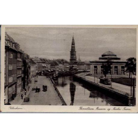 Danemark - Coppenhague - Thorvaldsens Museum