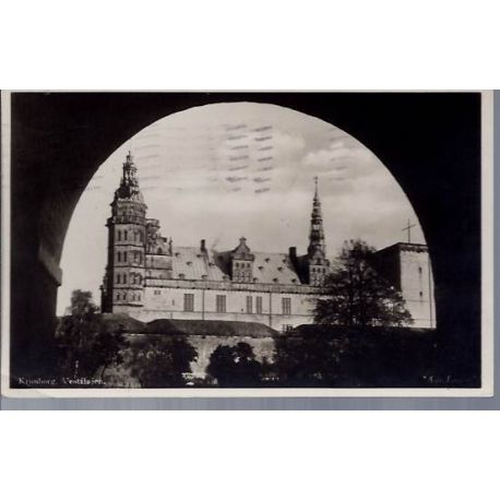 Danemark - Kronborg Vestflojen