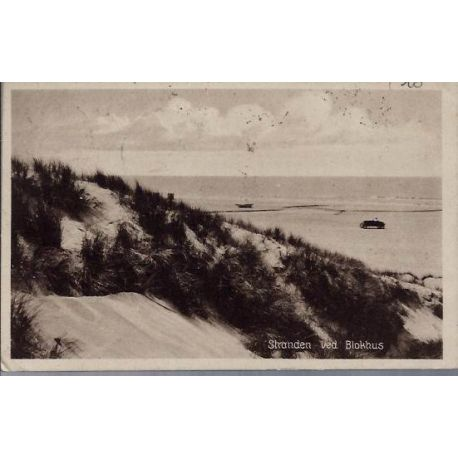 Danemark - Stranden ved Blokhus