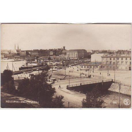 Finlande - Helsinki - Vue generale