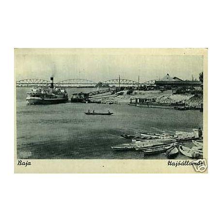 Hongrie - Baja - Vue generale
