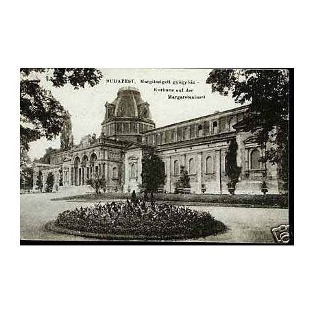 Hongrie - Budapest - Kurhaus auf der Margareteninsel