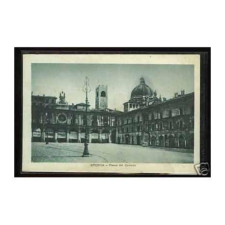 Italie - Brescia - Piazza del Comune