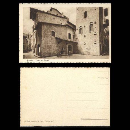 Italie - Firenze - Casa di Dante