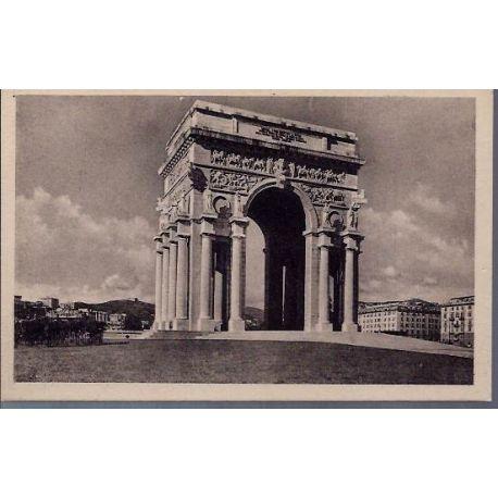 Italie - Genova - Monumento ai Caduti - Lato sud