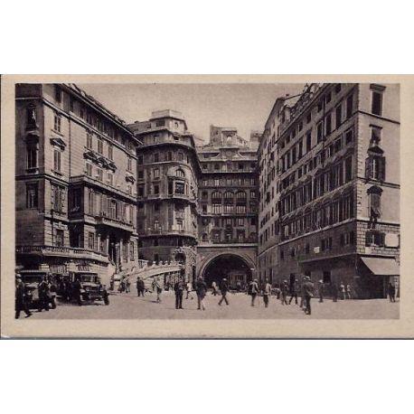 Italie - Genova - Piazza F. Corridoni