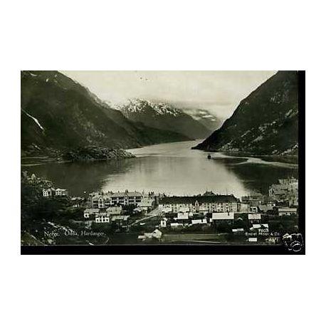 Norvege - Odda Hardanger