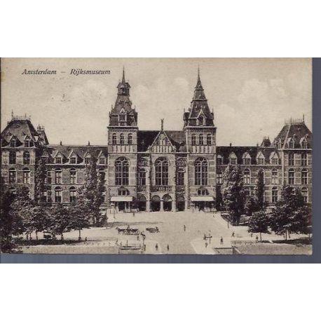 Pays-Bas - Amsterdam - Rijksmuseum