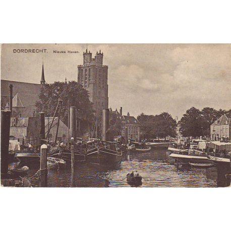 Pays-Bas - Dordrecht - Nieuwe Haven