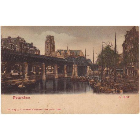 Pays-Bas - Rotterdam - de Kolk