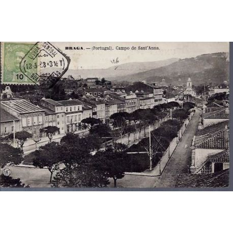 Portugal - Braga - Campo de Sant'Anna