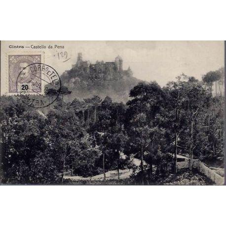 Portugal - Cintra - Castello da Pena - 1907