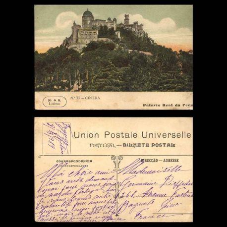 Portugal - Cintra - Palacio Real da Pena