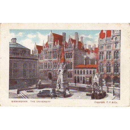 GB - Birmingham - The University
