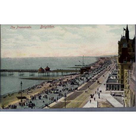 GB - Brighton - The promenade