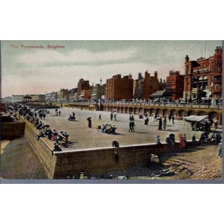 GB - Brighton - The promenade 2