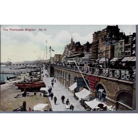 GB - Brighton - The promenade 3
