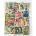 Collection de timbres Inde Portugaise oblitérés