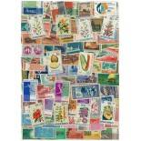 Sammlung gestempelter Briefmarken Indonesien