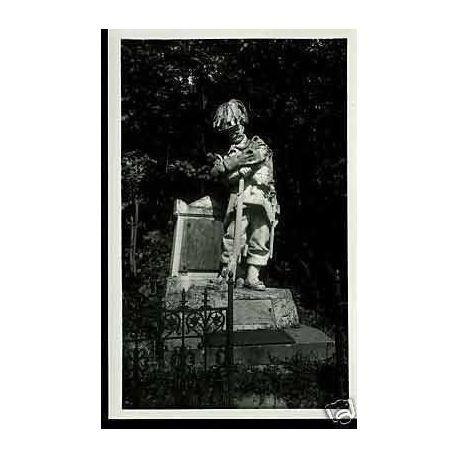 Tchequie - Hradce Kralove - Pomnik 8. praporu myslivca