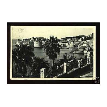 Yougoslavie - Dubrovnik - Vue generale - 1937
