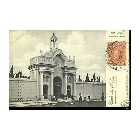 Uruguay -Montevideo - Cementerio Central