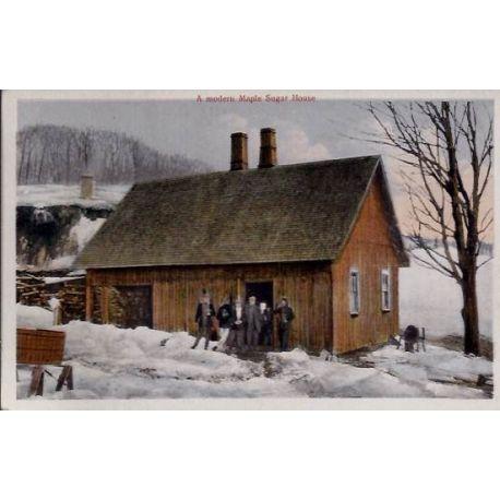 USA - A modern Maple Sugar House