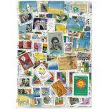 Sammlung gestempelter Briefmarken Iran