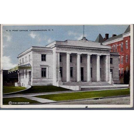 USA - Canadaigua - NY - U.S. Post Office