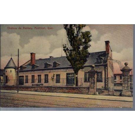 Canada - Montreal - Chateau de Ramsay