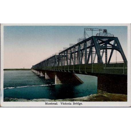 Canada - Montreal - Victoria bridge