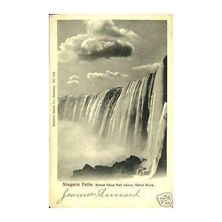 Canada - Niagara falls - Horse Shoe Fall