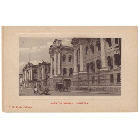 Inde - Calcutta - Bank of Bengal
