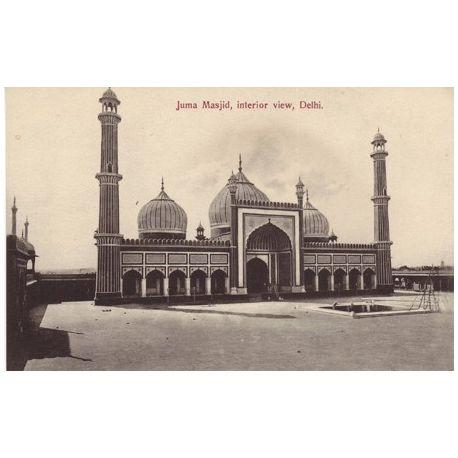 Inde - Delhi - Juma Masjid