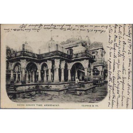 Inde - Huthi Singh's tomb - Ahmedapad