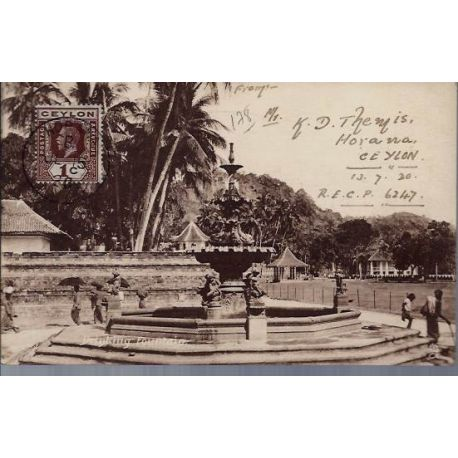 Ceylan - Horana - Drinking Fountain