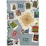 Israel - 100 different stamps