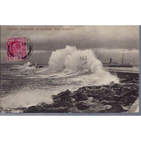 Ceylan - Colombo - Breakwater South West Monsoon
