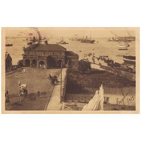Ceylan - Colombo - Hafenansicht