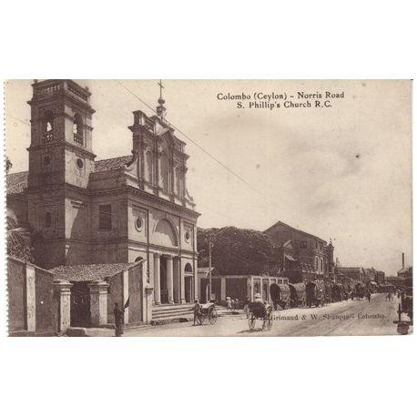Ceylan - Colombo - Norris Church