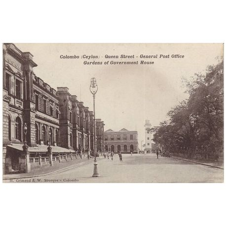 Ceylan - Colombo - Queen Street