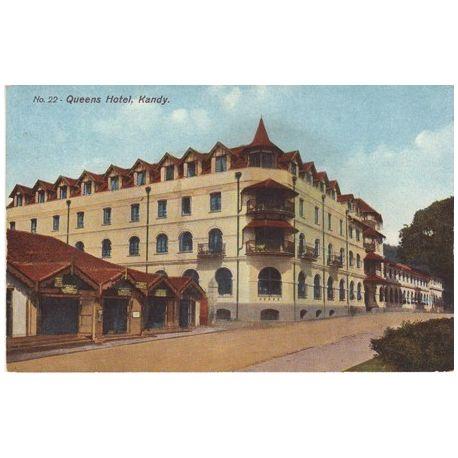 Ceylan - Kandy - Queens Hotel