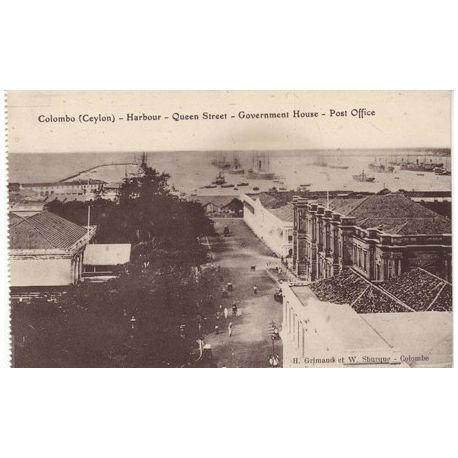 Ceylan - Le port - Queen Street