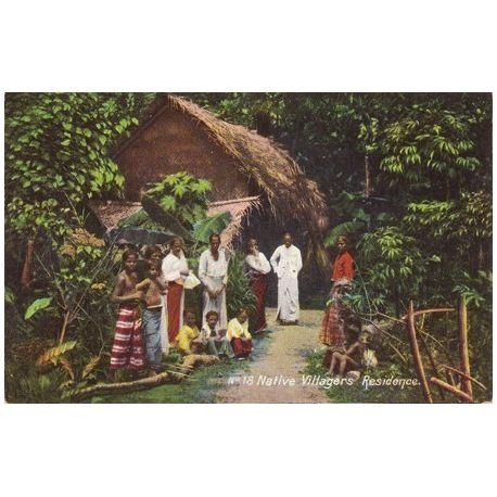 Ceylan - Native Villagers residence