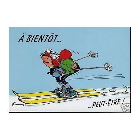 G. Lagaffe - A bienta´t... peut-etre ! - Franquin