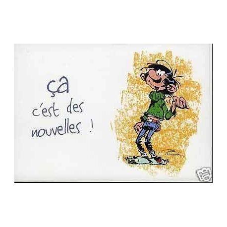 G. Lagaffe - Ca c'est des nouvelles ! - Franquin