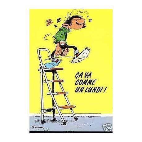 G. Lagaffe - Ca va comme un lundi ! - Franquin