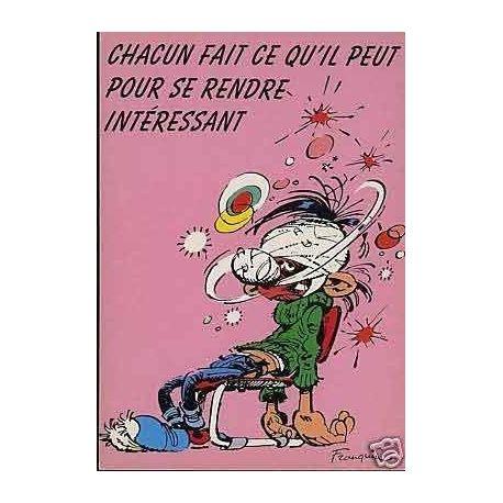 G. Lagaffe - Chacun fait ce qu'il peut... - Franquin