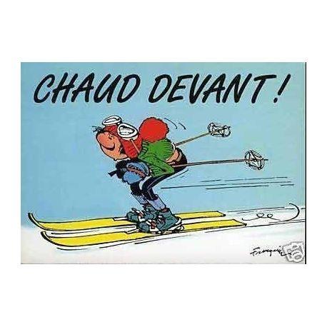 G. Lagaffe - Chaud devant !- Franquin