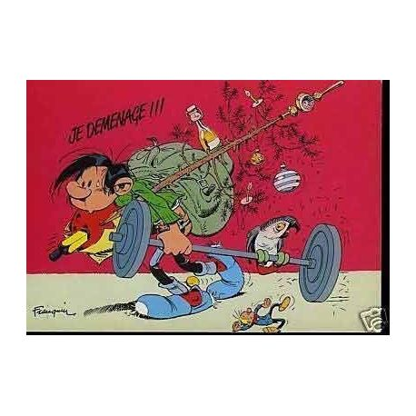 G. Lagaffe - Je demenage !!! - Franquin